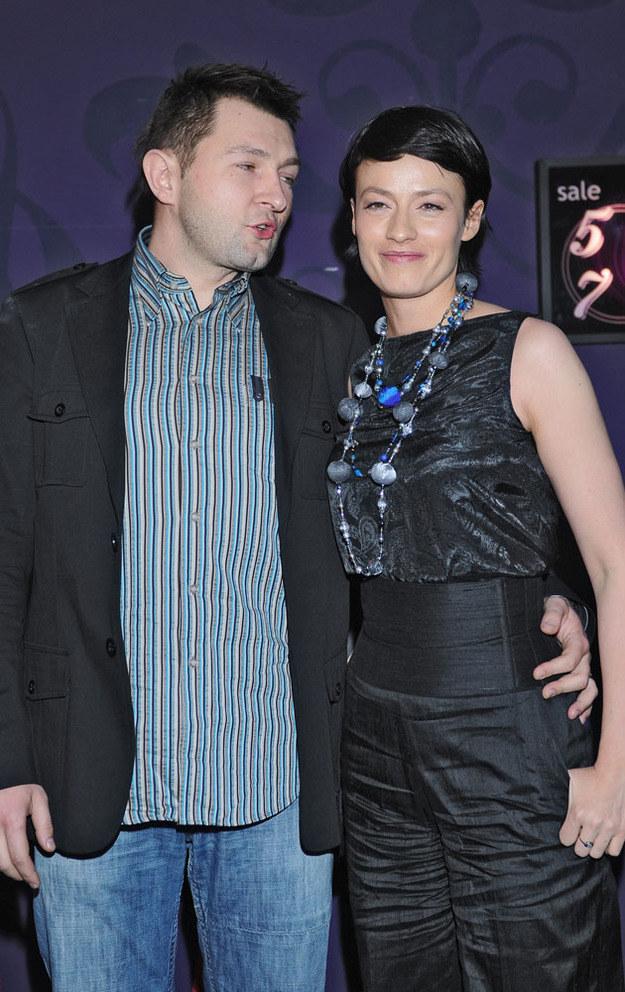 Magda Różczka i Michał Marzec /MWMedia
