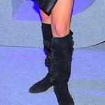 Magda Schejbal w brudnych butach na pokazie!