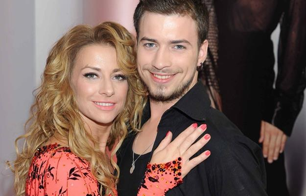 Magda Soszyńska i Jan Mela, fot. WBF /Polsat