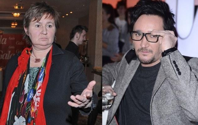 Magda Środa i Michał Wiśniewski /- /MWMedia