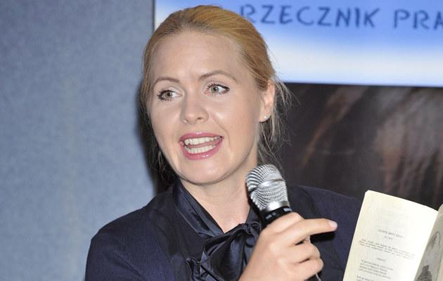 Magda Stużyńska, fot.Jarosław Antoniak  /MWMedia