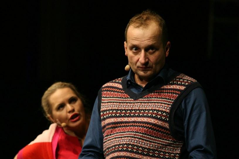 Magda Stużyńska i Robert Górski /Wrzesiński /East News