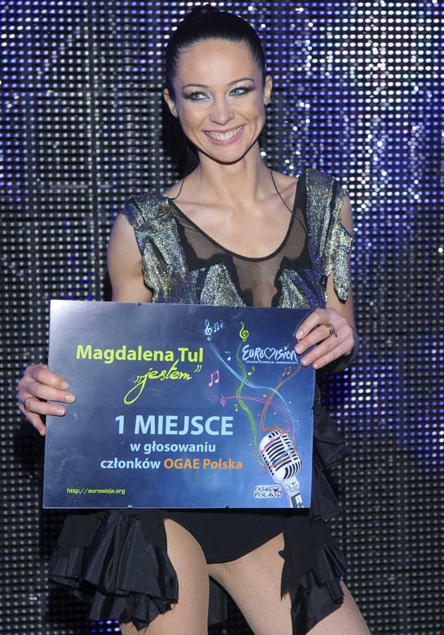 Magda Tul, fot.Jarosław Antoniak  /MWMedia