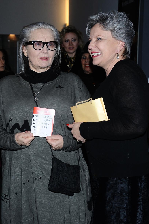 Magda Umer i Krystyna Janda /VIPHOTO /East News