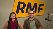 Magda Wojtoń i Bogdan Zalewski zapraszają na popołudniowe fakty RMF FM!