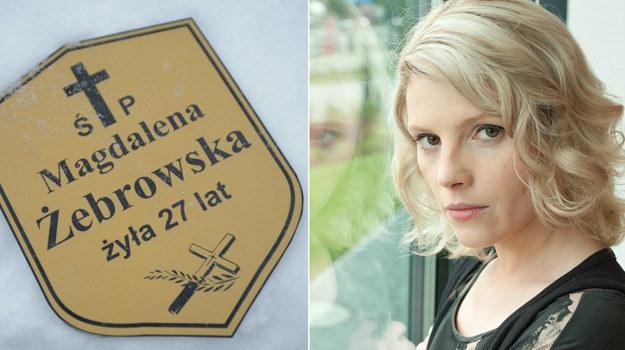 Magda Żebrowska 1926-2013 /Agencja W. Impact