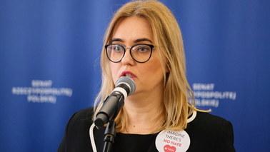 Magdalena Adamowicz oskarżona o składanie fałszywych zeznań majątkowych