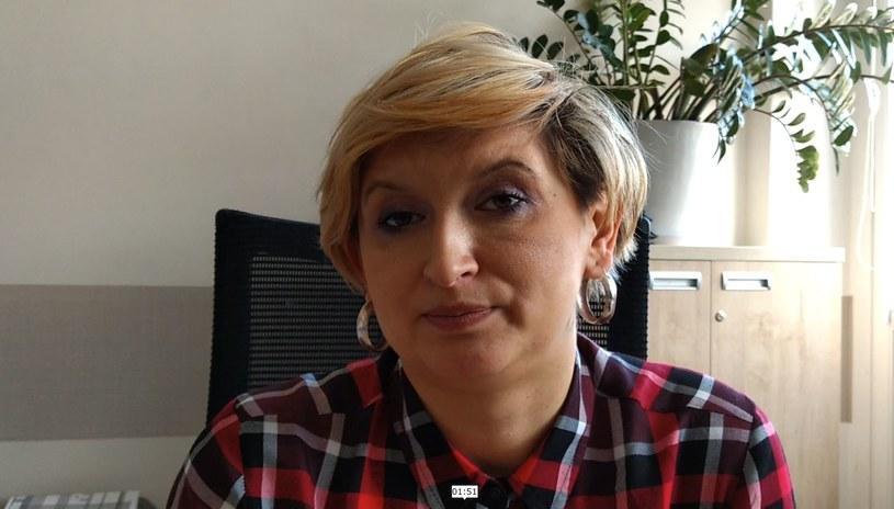 Magdalena Bednarska-Wajerowska /Remigiusz Półtorak /INTERIA.PL