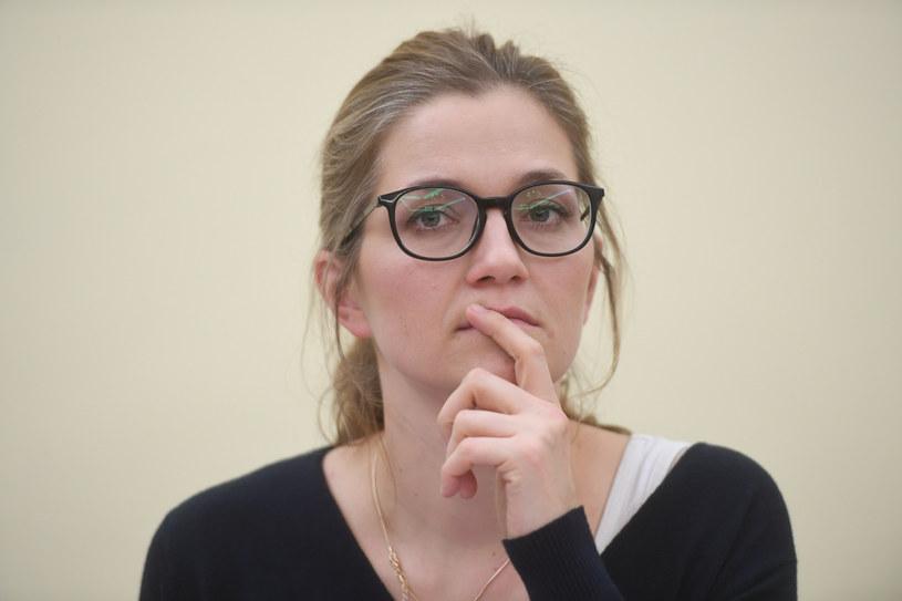 Magdalena Biejat (Lewica) /Jacek Domiński /Reporter