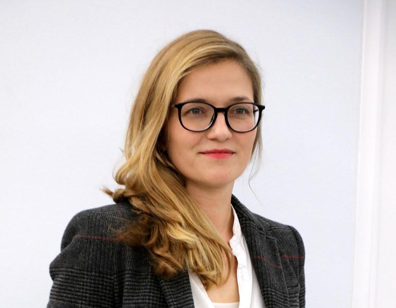 Magdalena Biejat została wybrana na szefową komisji w połowie listopada /Piotr Molecki /East News