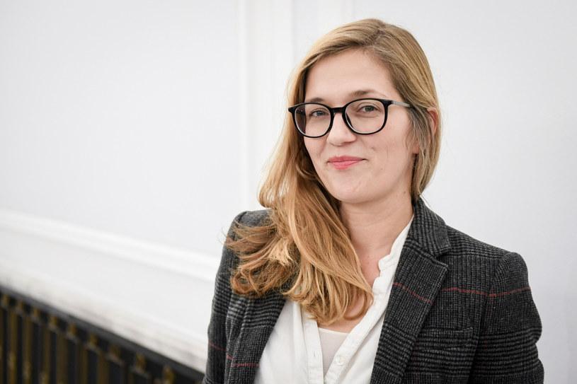 Magdalena Biejat /Jacek Dominski/ /Reporter