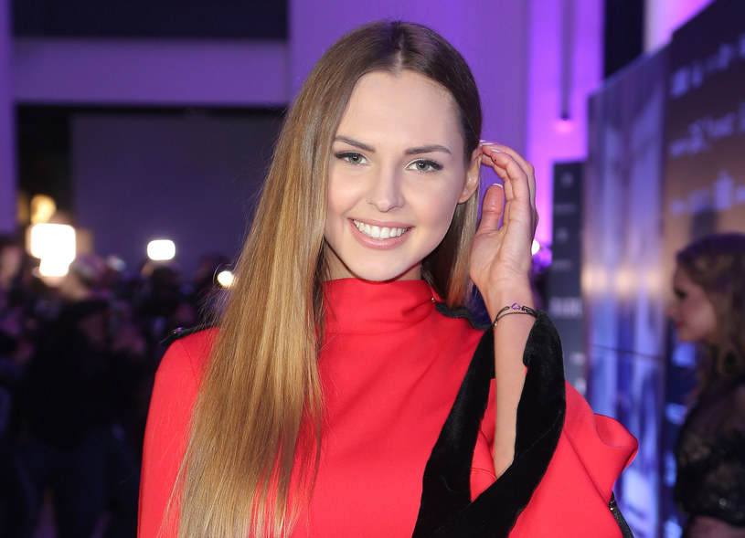 Magdalena Bieńkowska. Pokaz kolekcji Bizuu. Warszawa /MWMedia