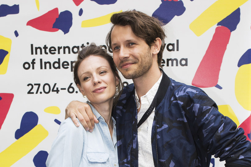 Magdalena Boczarska i Mateusz Banasiuk /AKPA