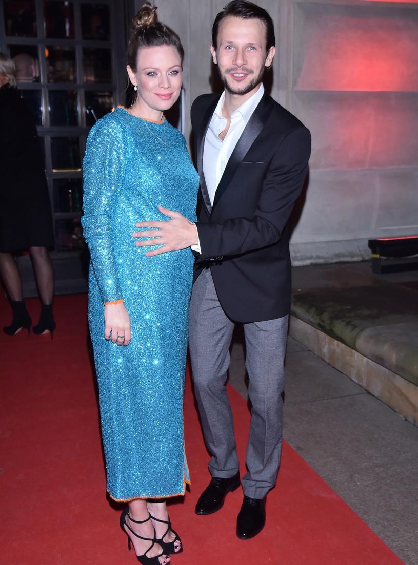 Magdalena Boczarska i Mateusz Banasiuk /Mateusz Jagielski /East News