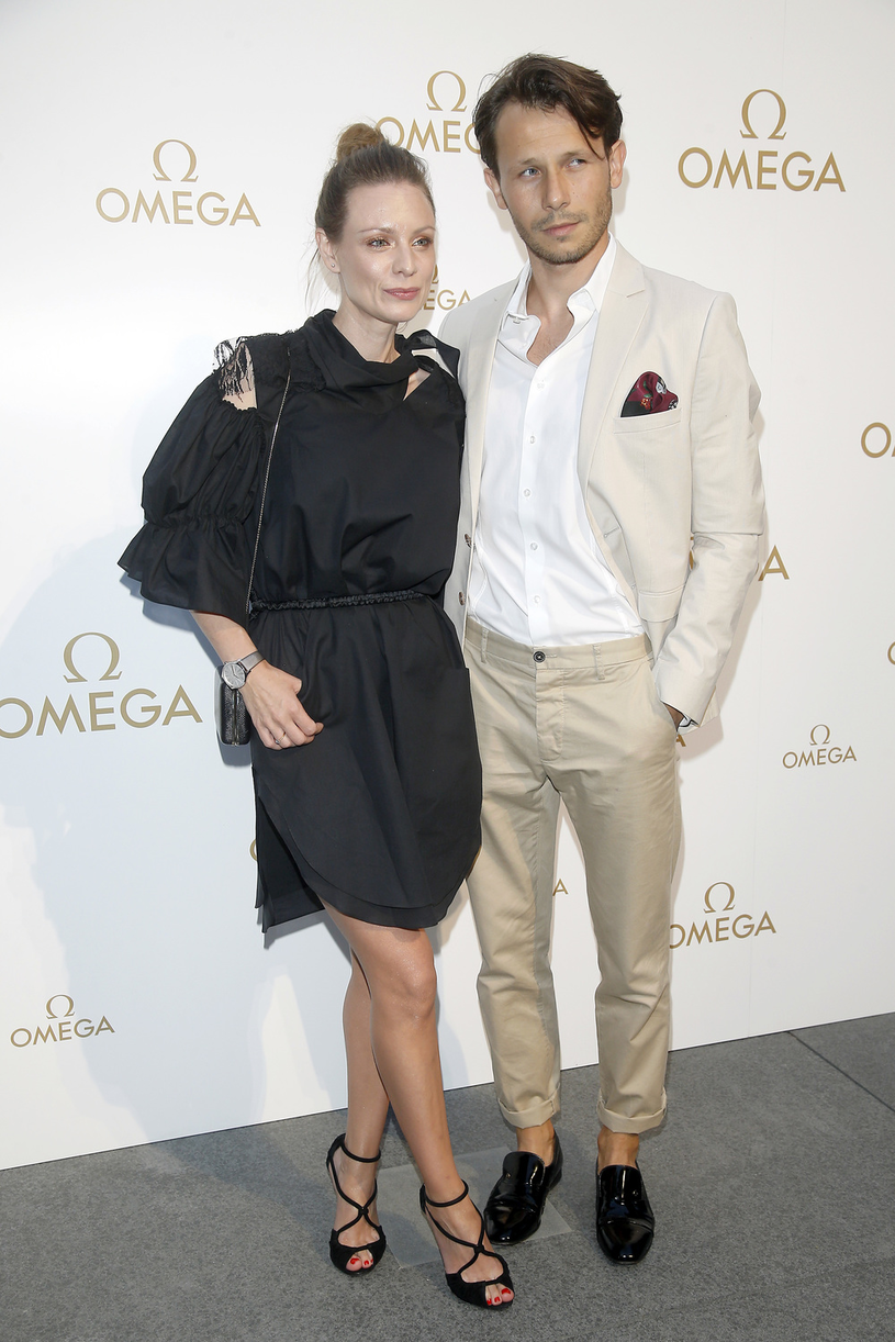 Magdalena Boczarska i Mateusz Banasiuk / Michał Baranowski /AKPA