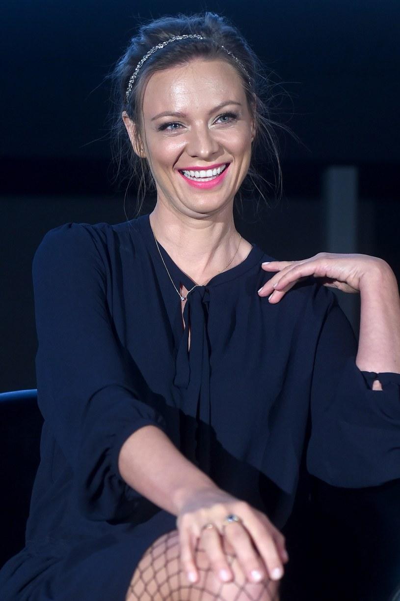 Magdalena Boczarska nie może doczekać się, aż powita na świecie ukochane maleństwo /East News