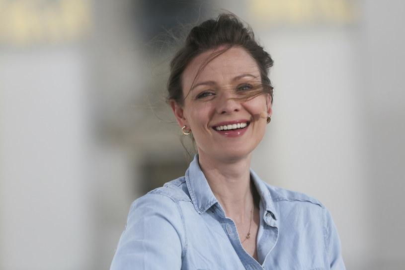 Magdalena Boczarska podczas Netia Off Camera 2018 /Beata Zawrzel /Reporter