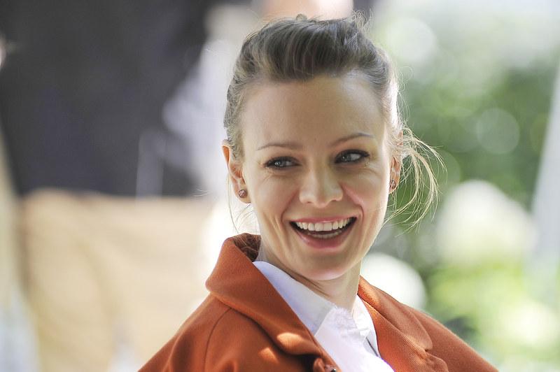 Magdalena Boczarska /Niemiec /AKPA