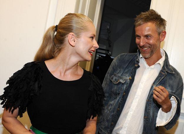Magdalena Cielecka i Robert Kupisz nie mają sobie równych w tańcu / fot. A. Szilagyi /MWMedia