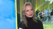 Magdalena Cielecka przypomina Chyłkę