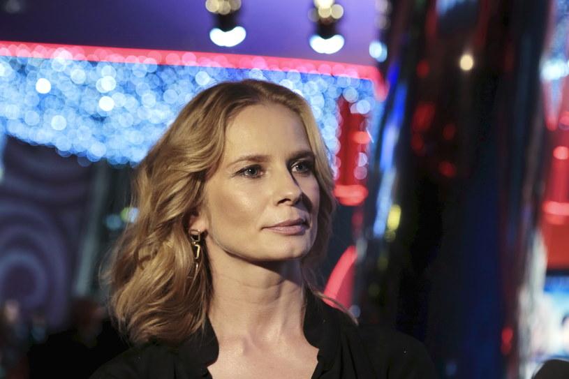 Magdalena Cielecka uchodzi za jedną z najpiękniejszych aktorek /Adam Jankowski/REPORTER /East News