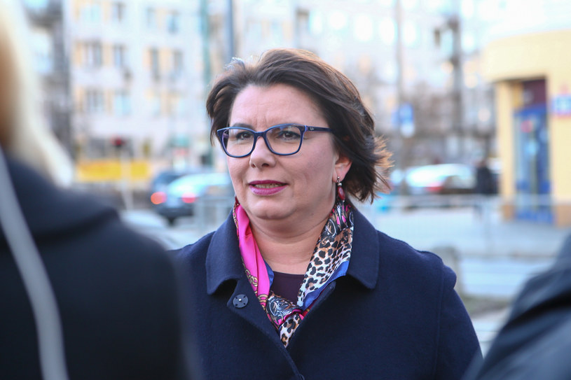 Magdalena Fitas-Dukaczewska /Fot Tomasz Jastrzebowski /Reporter