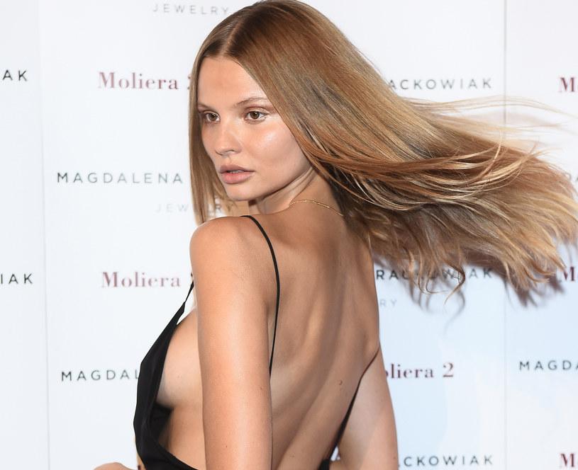 Magdalena Frąckowiak /Andras Szilagyi /MWMedia