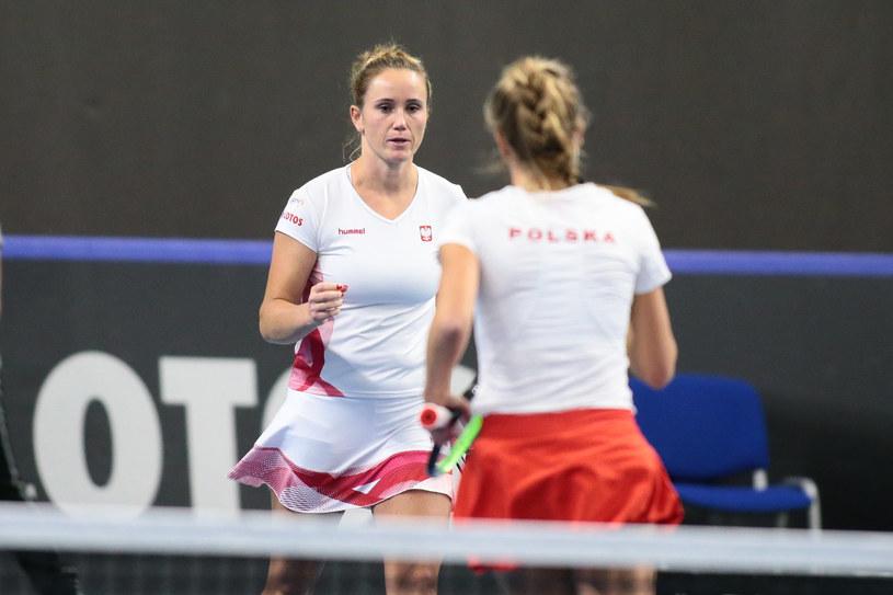 Magdalena Fręch i Katarzyna Kawa / Tomasz Kudala / PressFocus / NEWSPIX.PL /Newspix