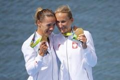 Magdalena Fularczyk-Kozłowska i Natalia Madaj - nasze złote wioślarki