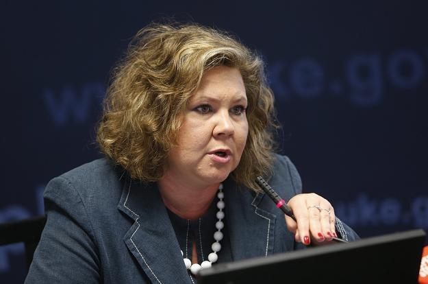 Magdalena Gaj, prezes UKE /PAP