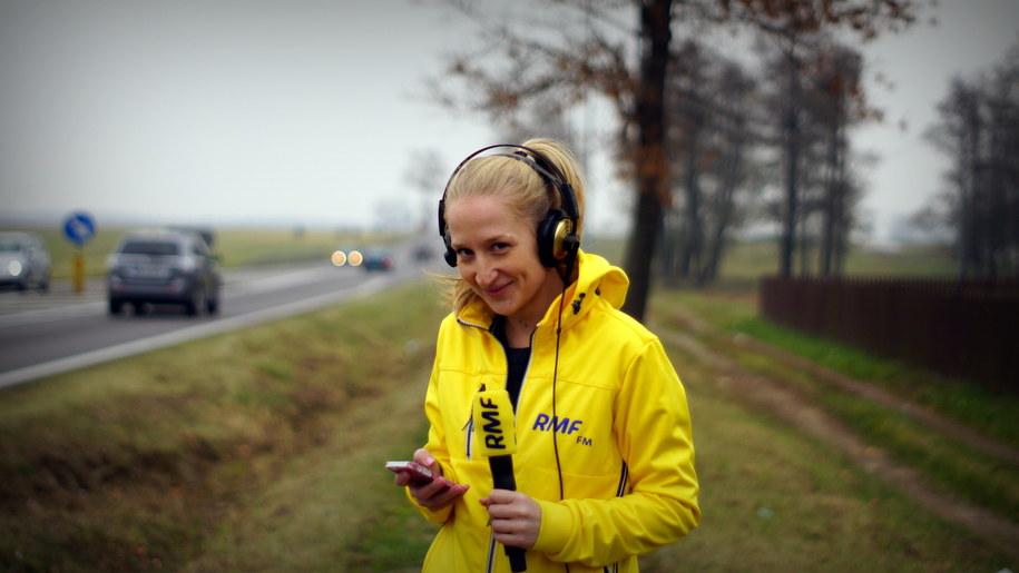 Magdalena Gawlik /Michał Dukaczewski /RMF FM