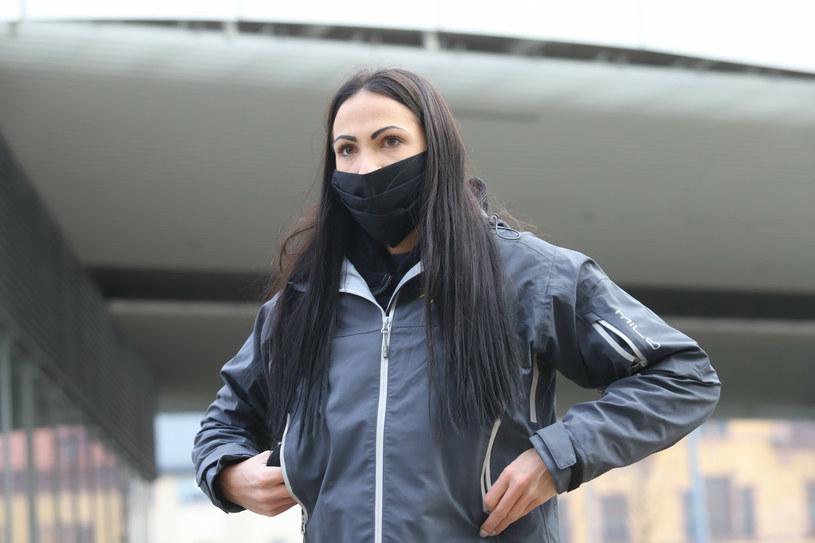 Magdalena Gorzkowska przed wyprawą na K2 /KARINA TROJOK / DZIENNIK ZACHODNI / POLSKA PRESS /East News