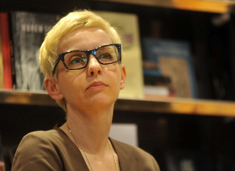 Magdalena Grzebałkowska /Lasyk/REPORTER /East News