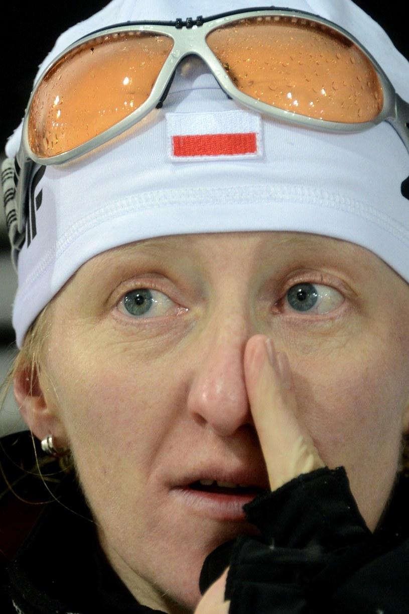 Magdalena Gwizdoń. /AFP