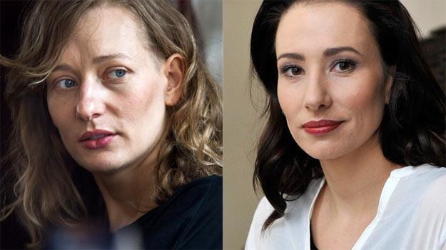 Magdalena i Aleksandra Popławskie: Jedna blondynka, druga brunetka - fot. Bartosz Krupa / East News /AKPA