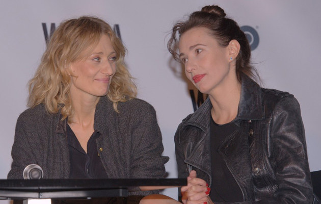 Magdalena i Aleksandra Popławskie /East News
