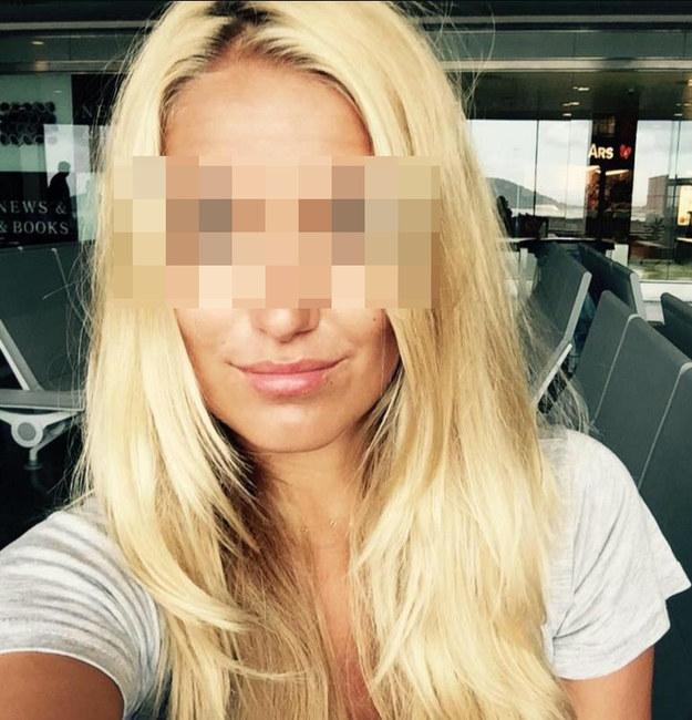 Magdalena K. /Policja