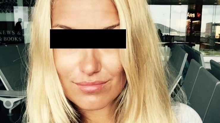 Magdalena K. /Małopolska Policja /Policja