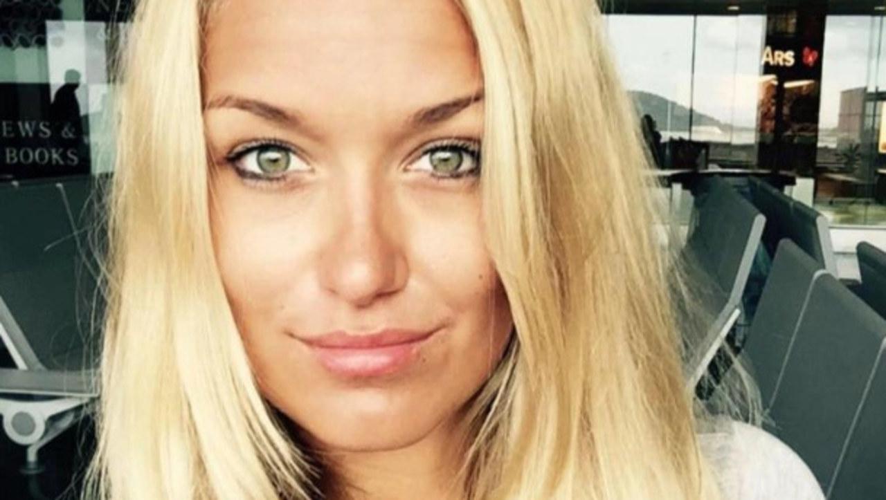 Magdalena Kralka bez listu żelaznego. Ma czerwoną notę Interpolu