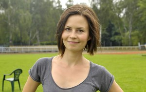 Magdalena Kumorek użyczyła głosu mamie wiktora, Susan. W tatę wcielił się Grzegorz Damięcki. /fot  /AKPA