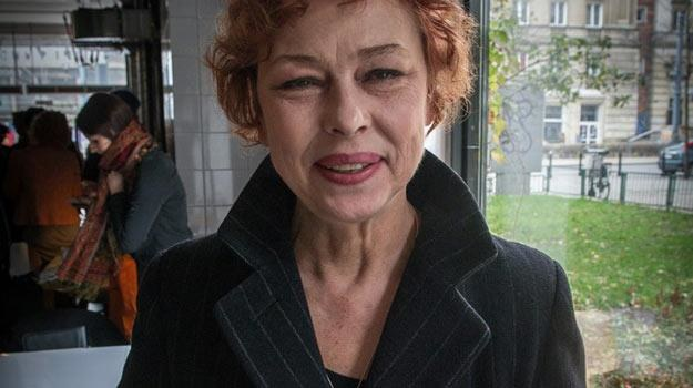 "Magdalena Kuta gra w dwóch popularnych serialach: ""Ranczu"" i ""Czasie honoru"" - fot. J.Domiński /Reporter"