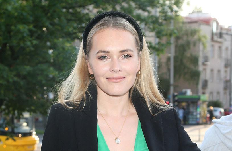 Magdalena Lamparska urodziła się w Słupsku /Pawel Wrzecion /MWMedia