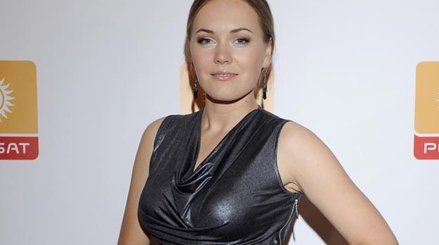 Magdalena Lamparska zaliczyła pogawędkę z Antonio Banderasem... /AKPA