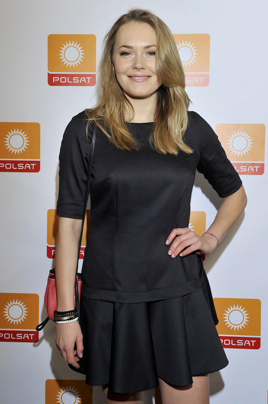 Magdalena Lamparska /Piętka Mieszko /AKPA