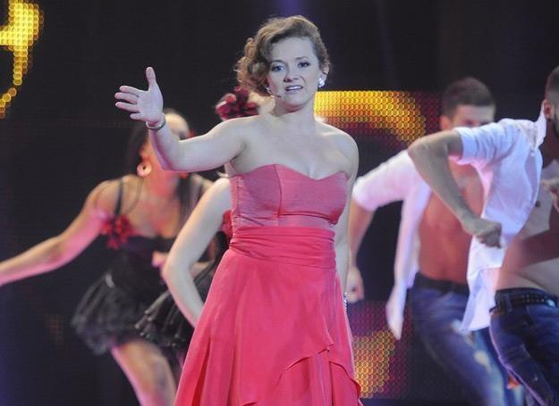 "Magdalena Lechowska w ""Mam talent"" dotarła do półfinału - fot. VIPHOTO /East News"