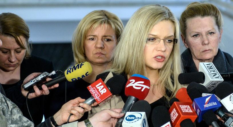 Magdalena Merta, Ewa Błasik, Małgorzata Wassermann, Ewa Kochanowska /Jakub Kamiński   /PAP
