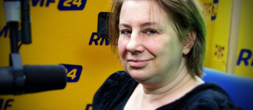 Magdalena Merta /RMF