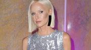 Magdalena Mielcarz w białych kozaczkach