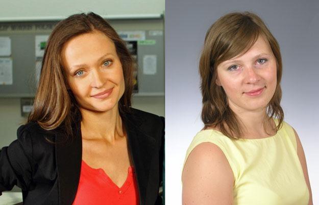 Magdalena Musiał i Monika Sławińska-Sławecka, fot. PMI /