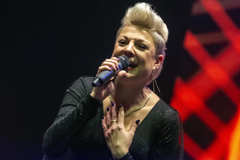 Magdalena Narożna z Pięknych i Młodych pokazała zdjęcie w bieliźnie /Michał Dubiel /Reporter